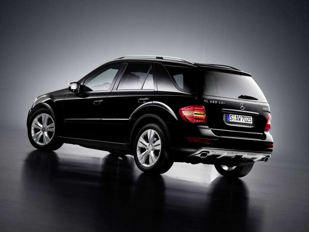 mercedes-benz ml 420 cdi-pic. 2