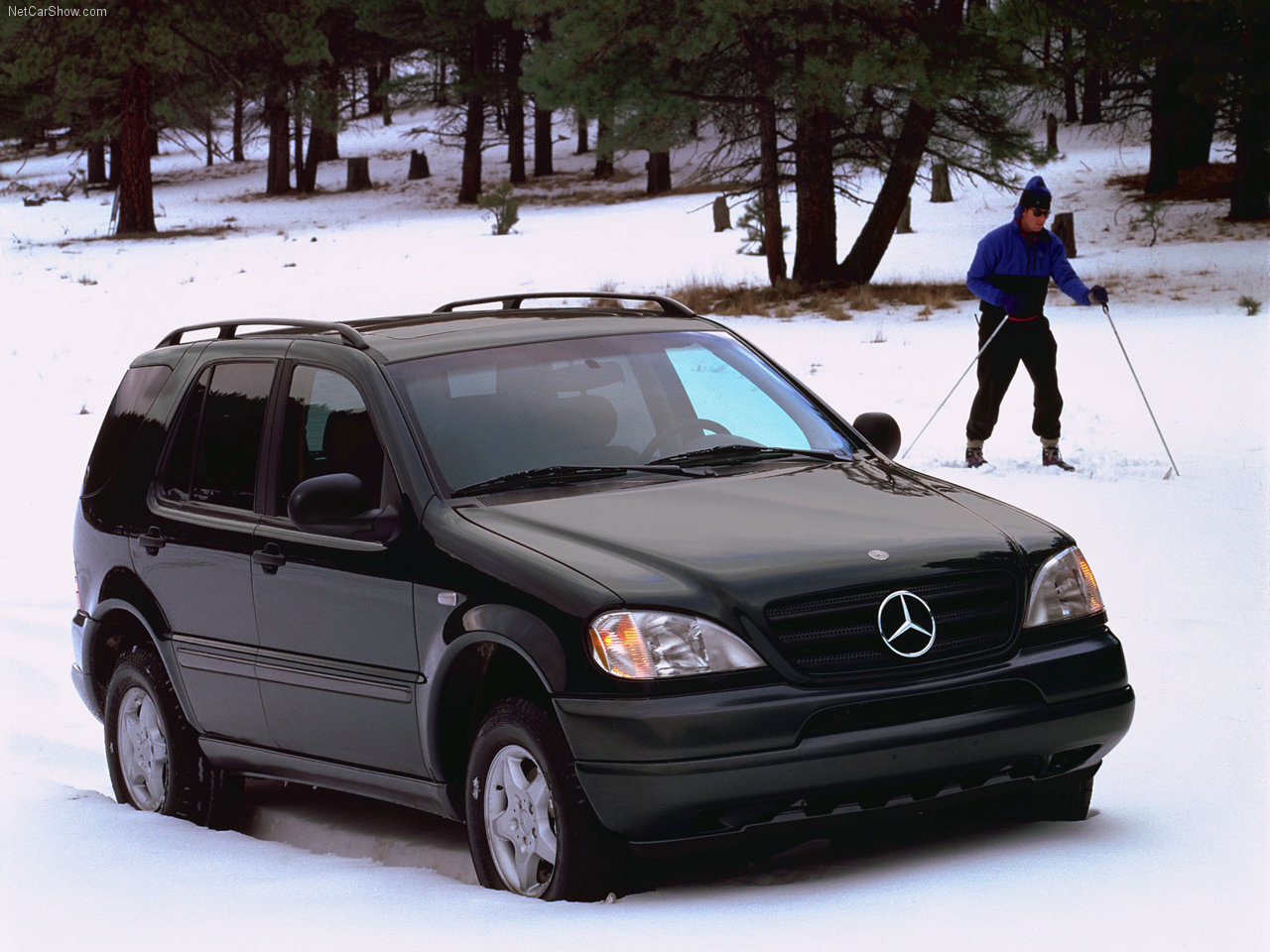 mercedes-benz ml 430-pic. 1