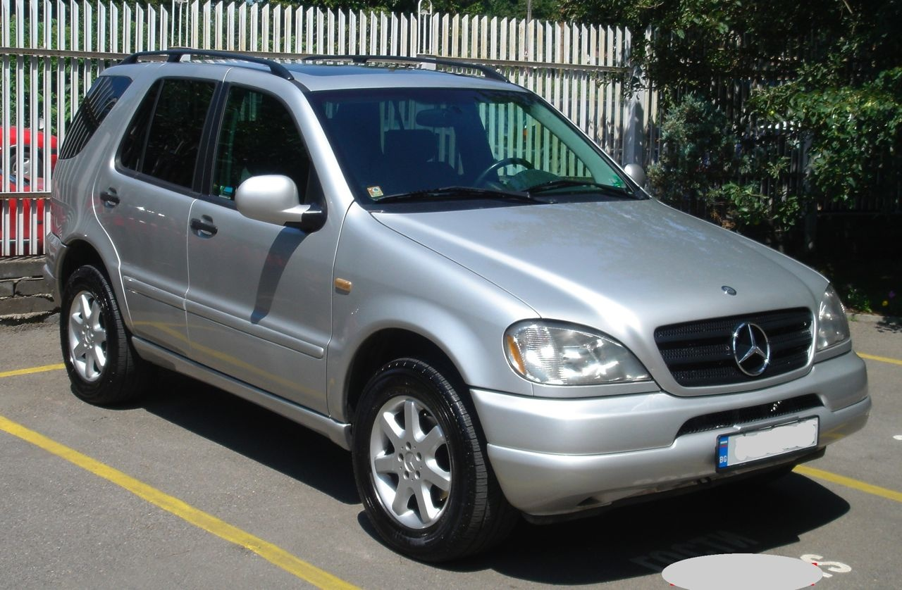 mercedes benz ml 430 photos and comments