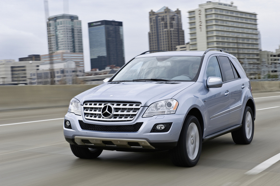 mercedes-benz ml 450 cdi #0