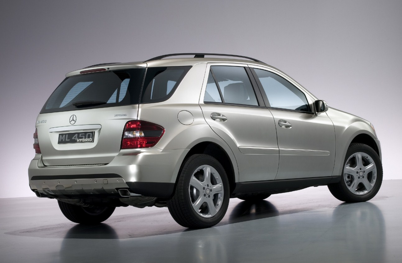 mercedes-benz ml 450 cdi #1