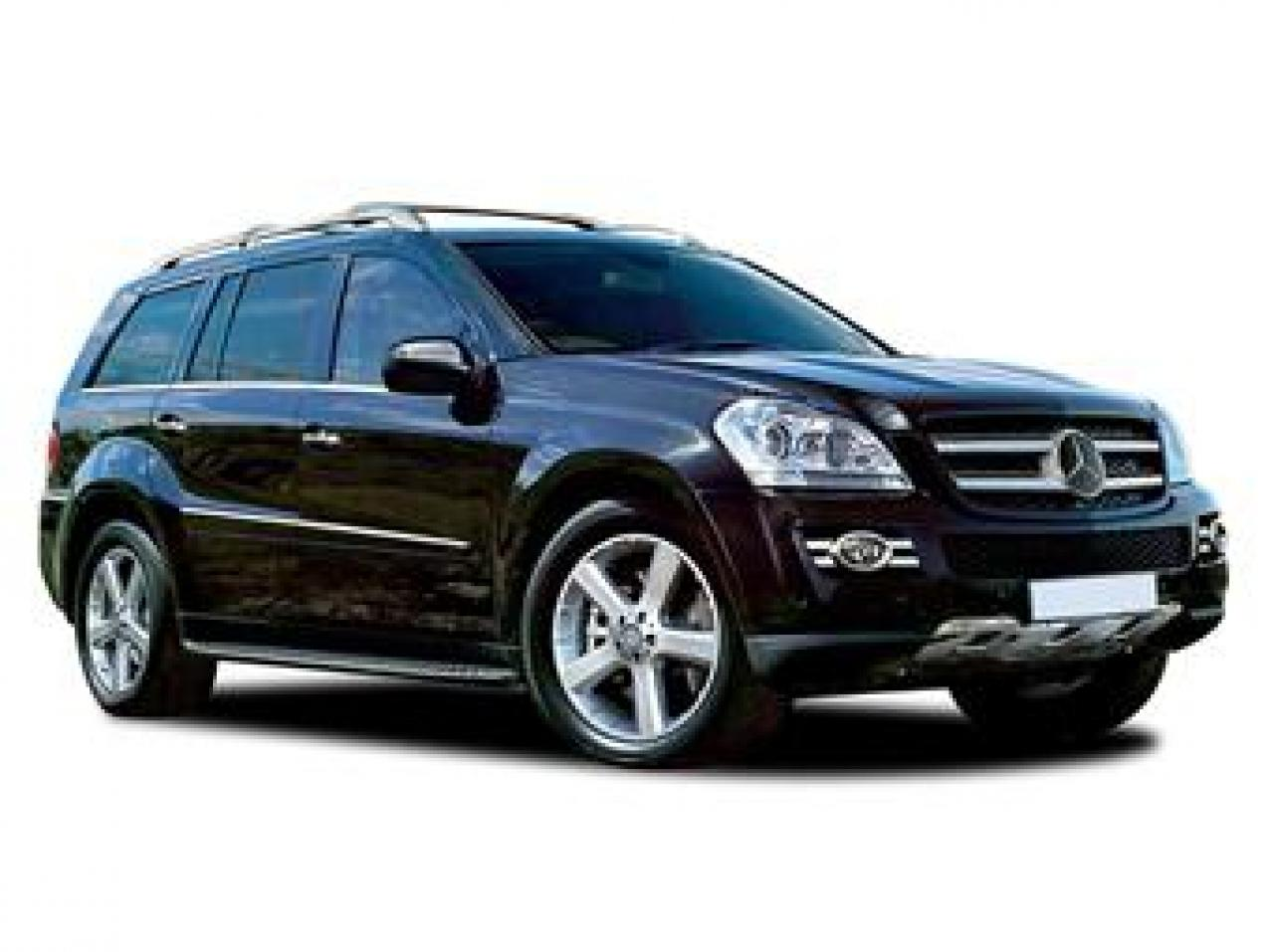 mercedes-benz ml 450 cdi #4