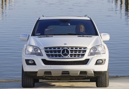 mercedes-benz ml 450 cdi #5
