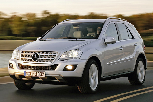 mercedes-benz ml 450 cdi #6