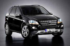 mercedes-benz ml 450 cdi #7