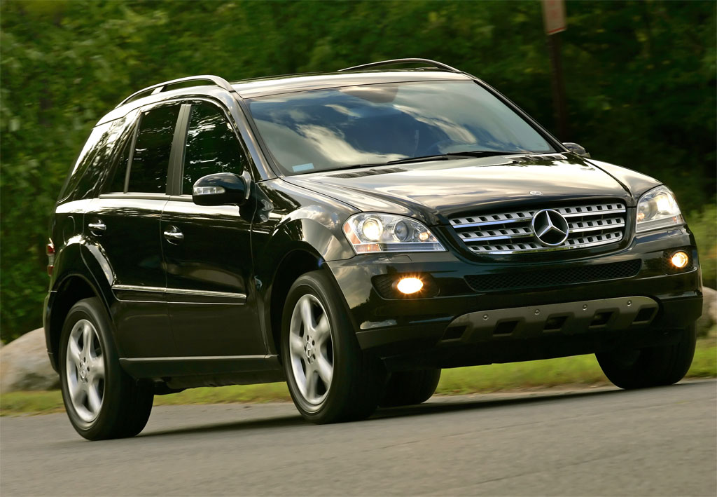 mercedes-benz ml 500 #0