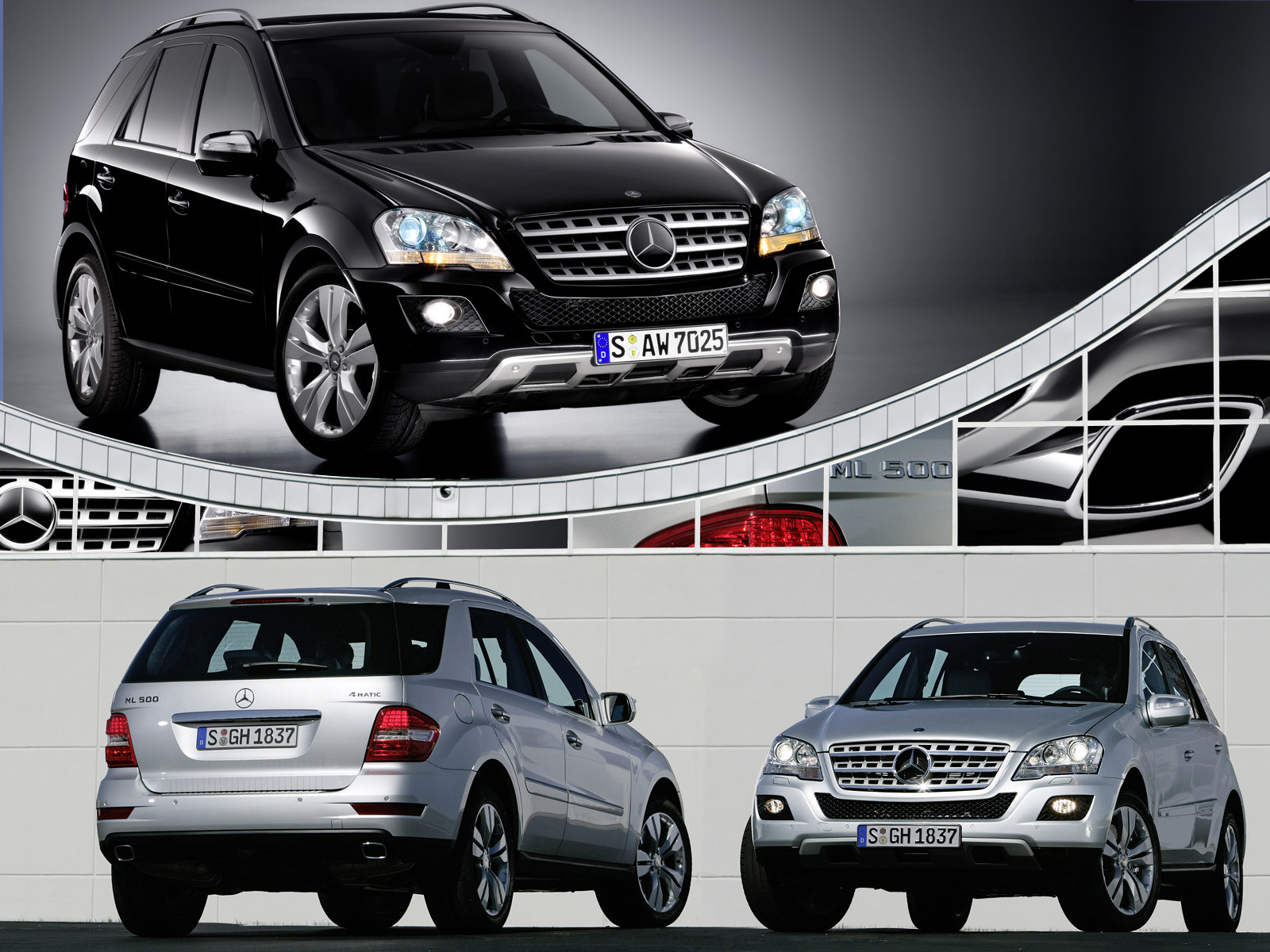 mercedes-benz ml 500 #5