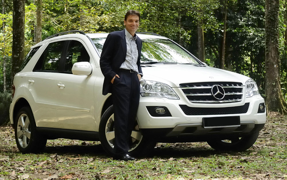 mercedes-benz ml 500 #7