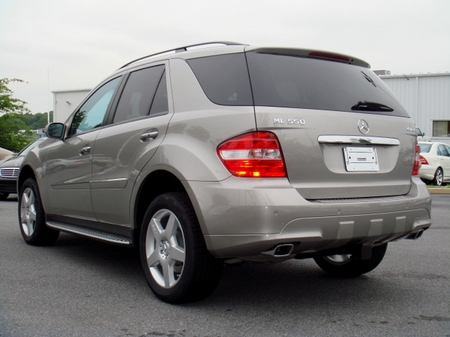 mercedes-benz ml 550-pic. 1
