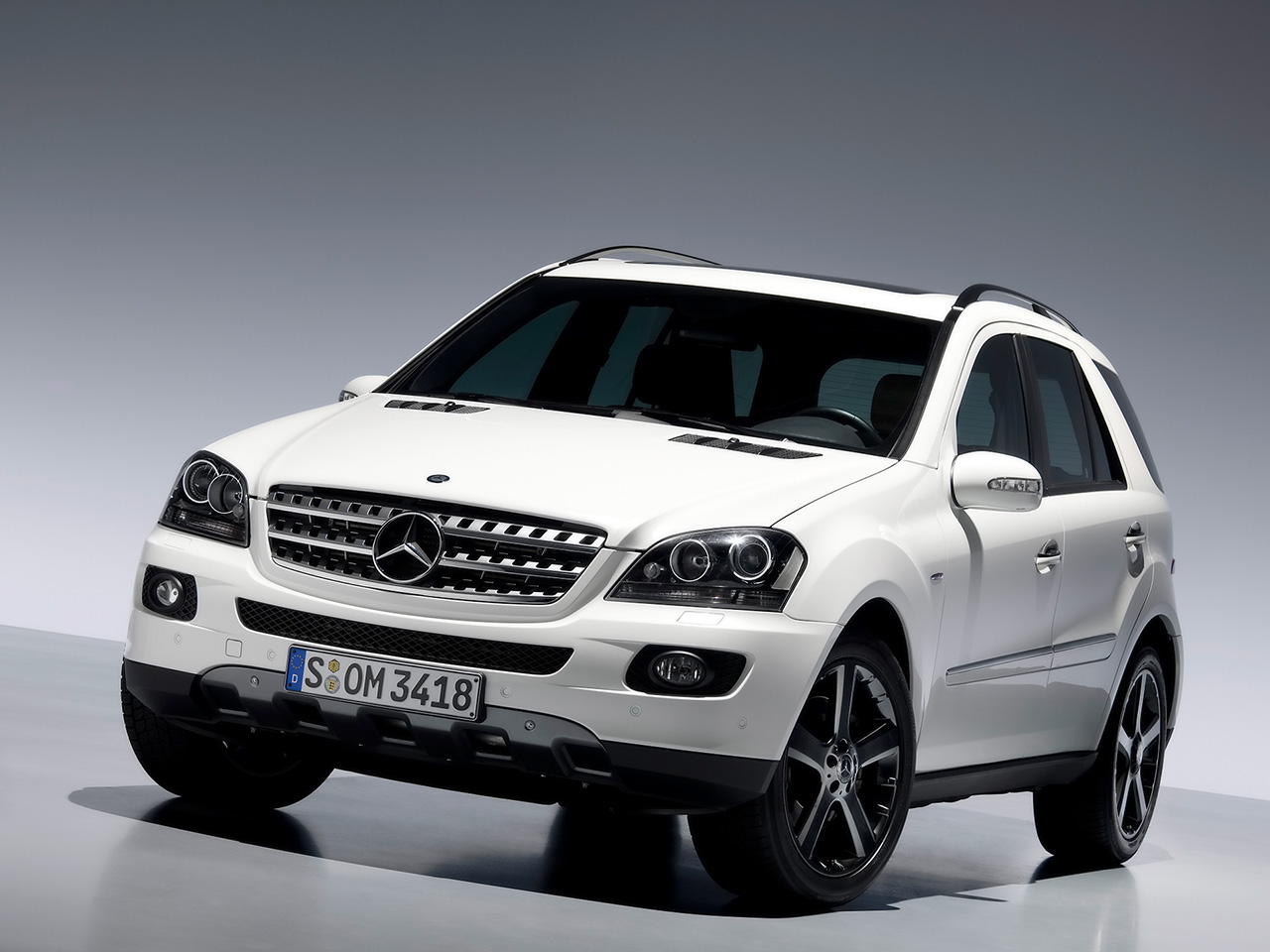 mercedes-benz ml 550 #4