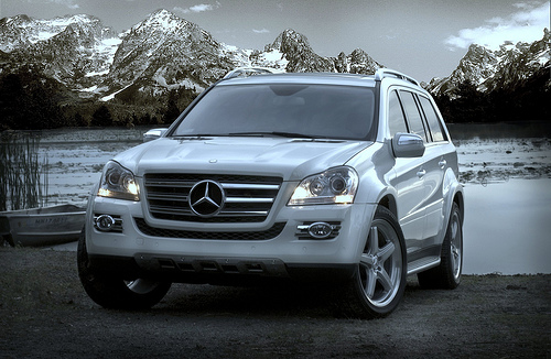 mercedes-benz ml 550 #5