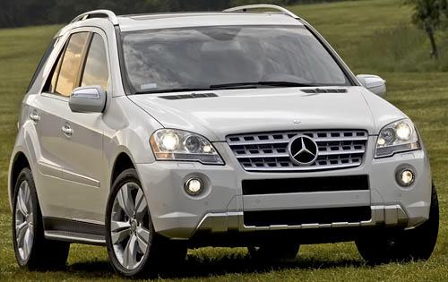 mercedes-benz ml 550 #6