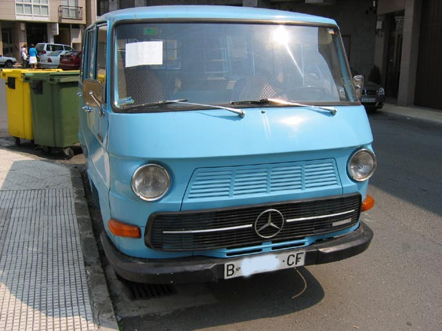 mercedes benz n 1000 photos and comments