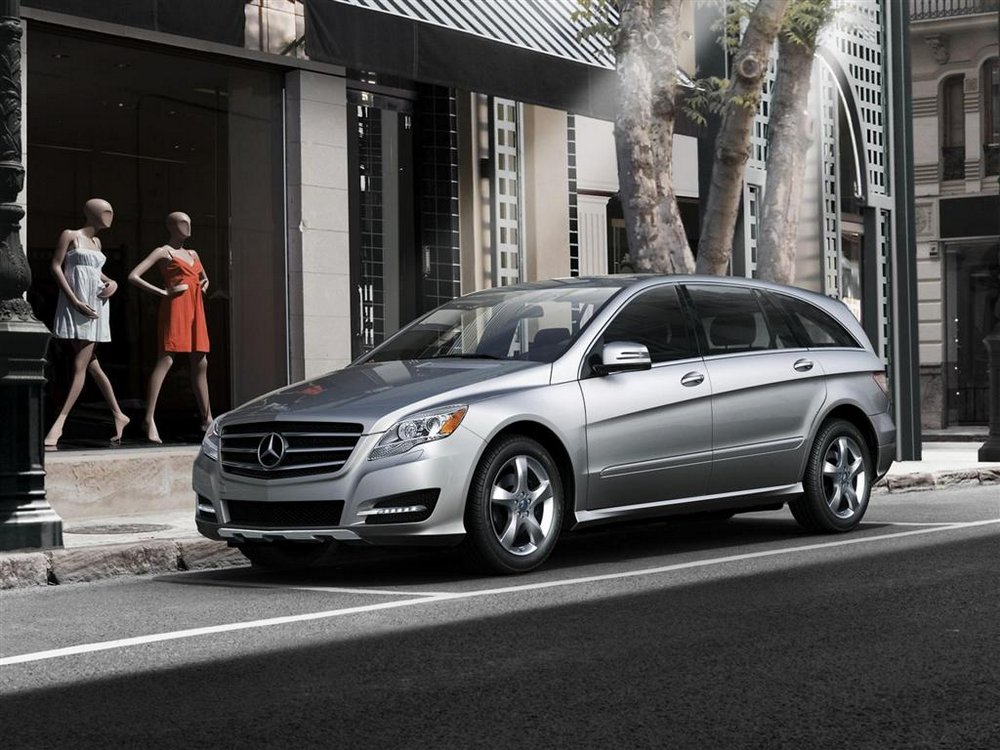mercedes benz r 350 cdi 4matic photos and comments www. Black Bedroom Furniture Sets. Home Design Ideas