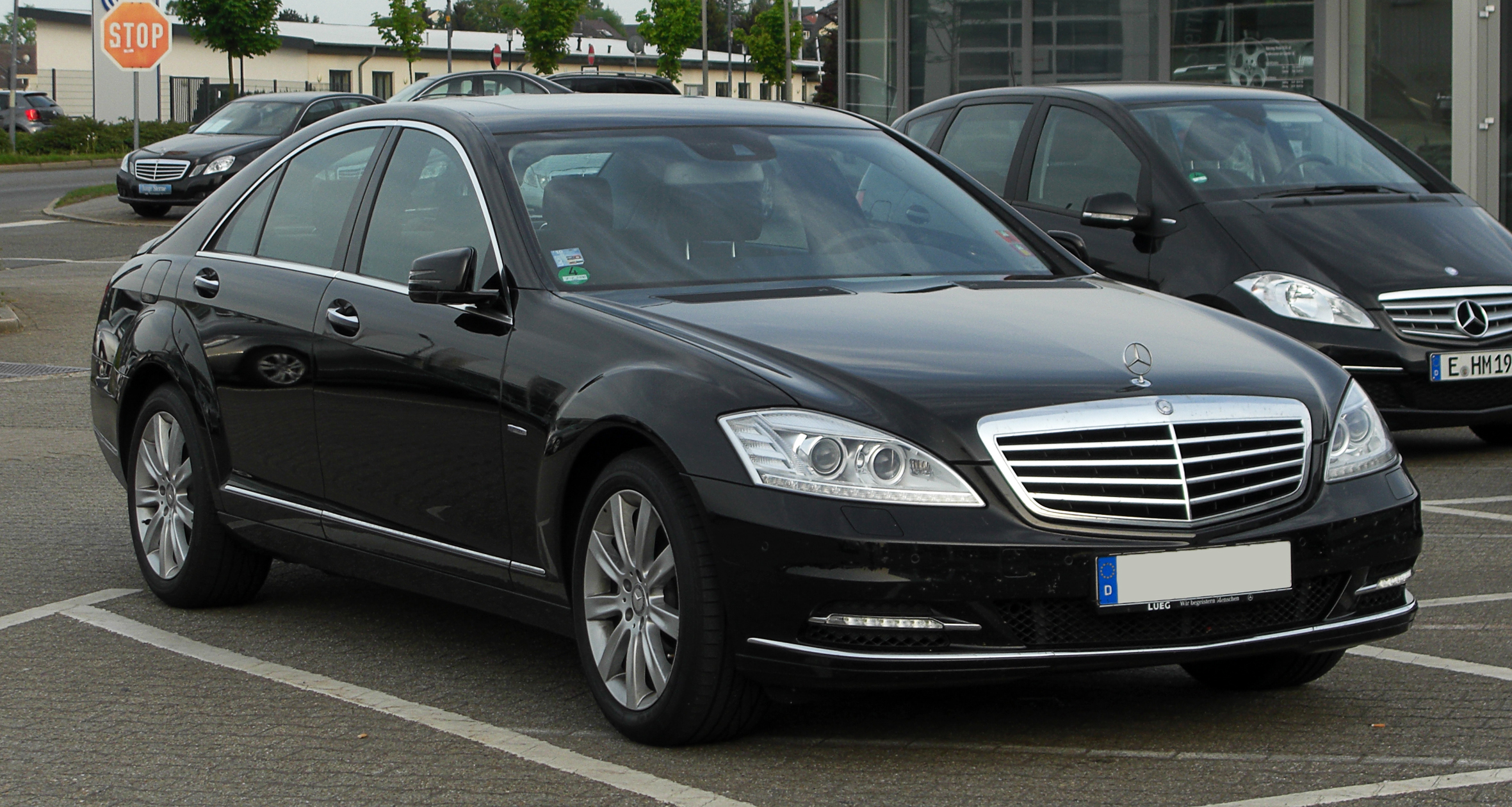 mercedes benz s 350 cdi 4matic photos and comments. Black Bedroom Furniture Sets. Home Design Ideas