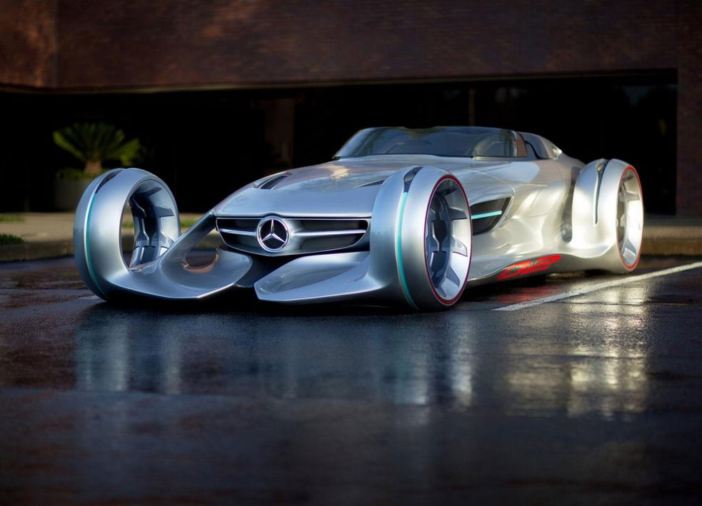 mercedes-benz silver arrow #0