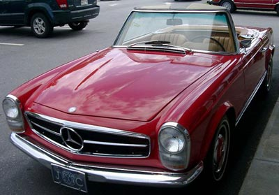 mercedes-benz sl 250 #2