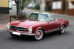 mercedes-benz sl 250 #3