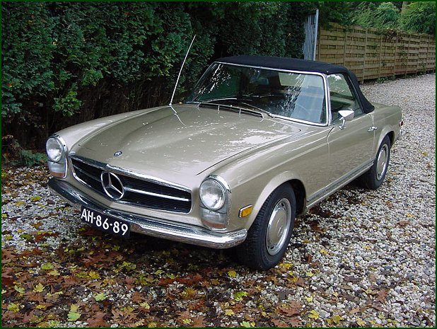 mercedes-benz sl 250 #6