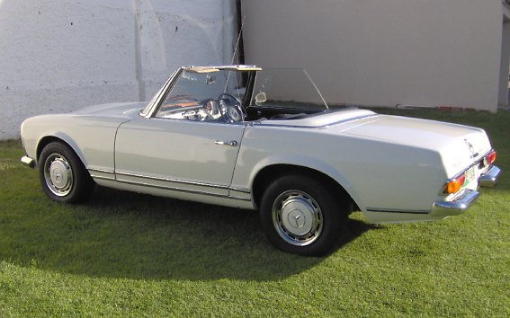 mercedes-benz sl 250 #7