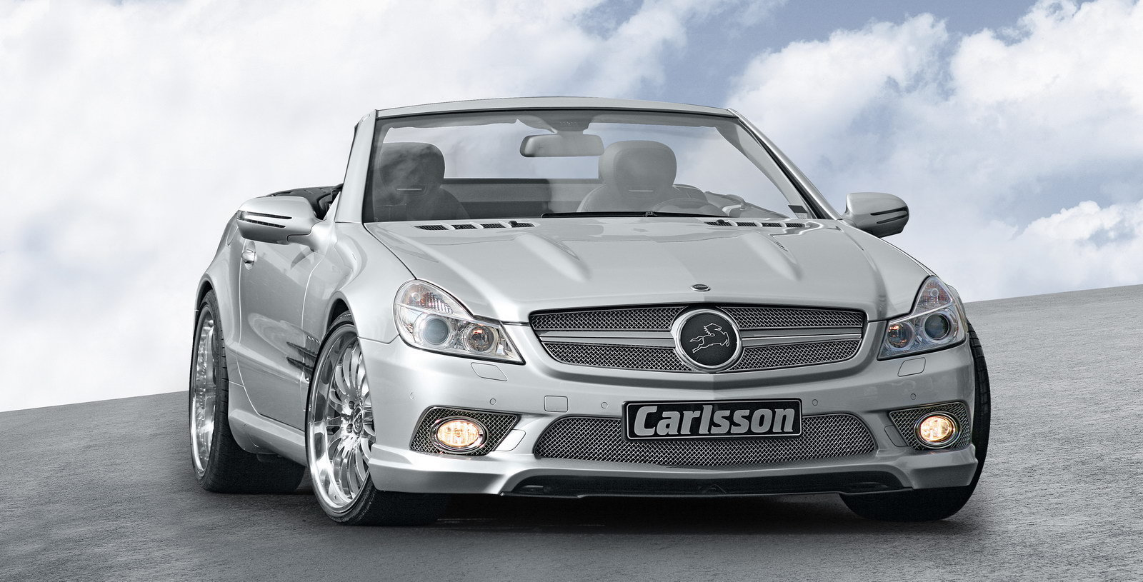 mercedes-benz sl 500 roadster-pic. 1