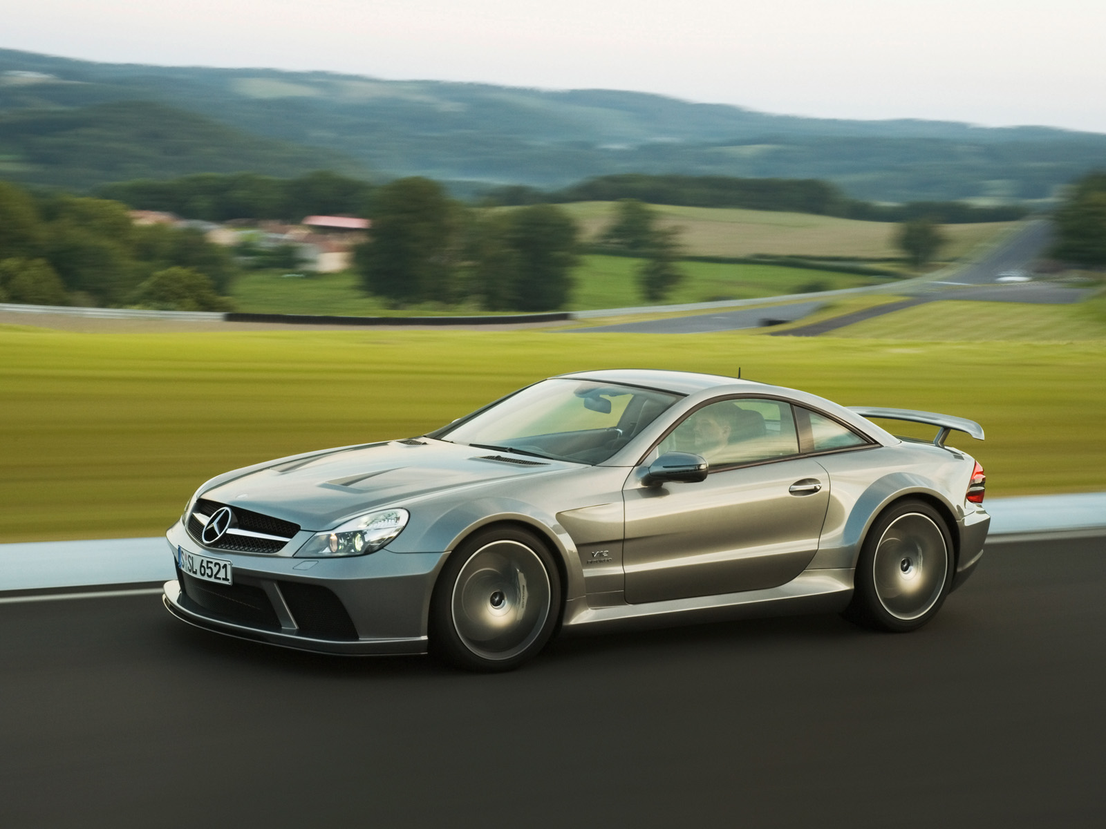mercedes-benz sl 65 amg black series-pic. 1