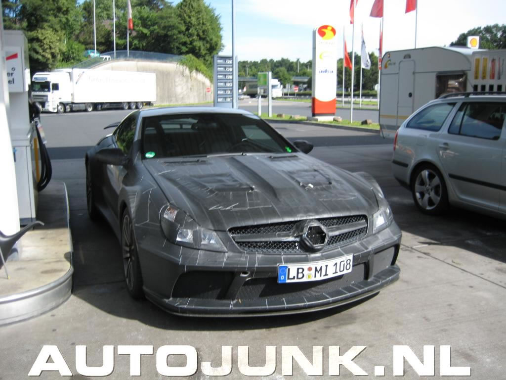 mercedes-benz sl 65 amg black series-pic. 2
