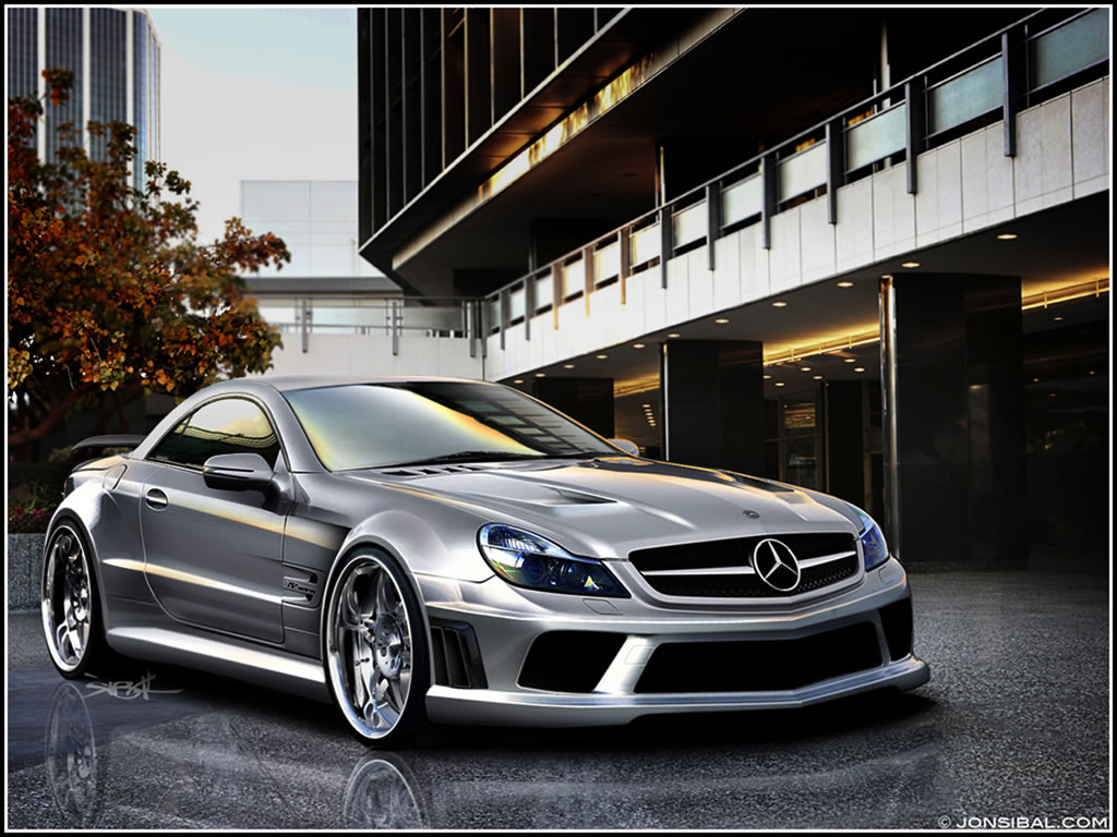 mercedes benz sl 65 amg black series photos and comments