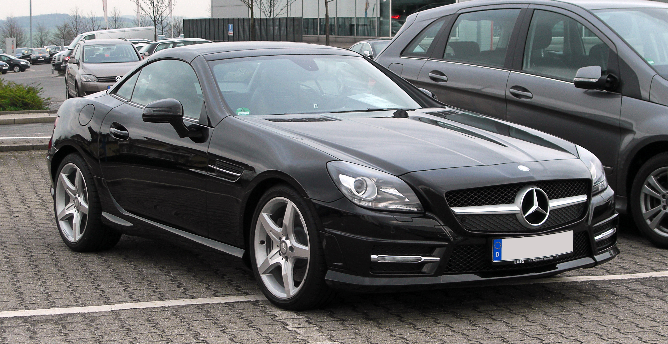 mercedes-benz slk 200 blueefficiency-pic. 1