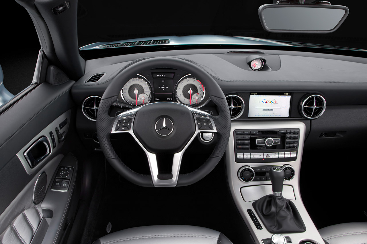 mercedes-benz slk 200 blueefficiency-pic. 3