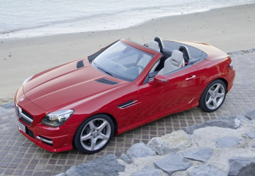 mercedes-benz slk 200 blueefficiency #4
