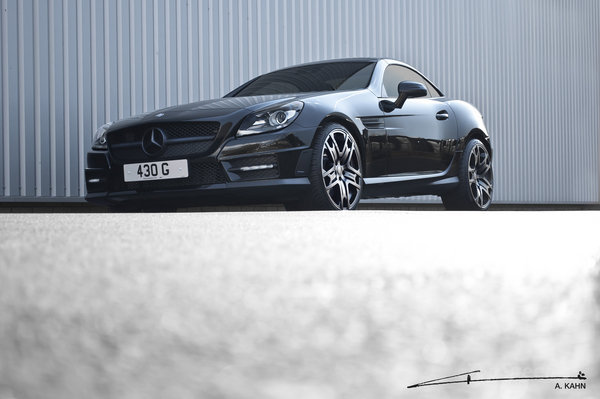 mercedes-benz slk 200 blueefficiency #5