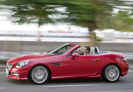 mercedes-benz slk 200 blueefficiency #6