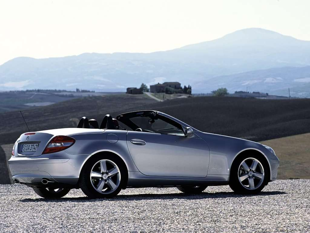mercedes benz slk 200 kompressor photos and comments. Black Bedroom Furniture Sets. Home Design Ideas