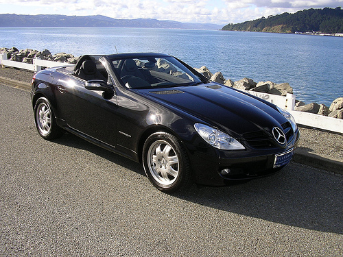 mercedes benz slk 200k photos and comments. Black Bedroom Furniture Sets. Home Design Ideas