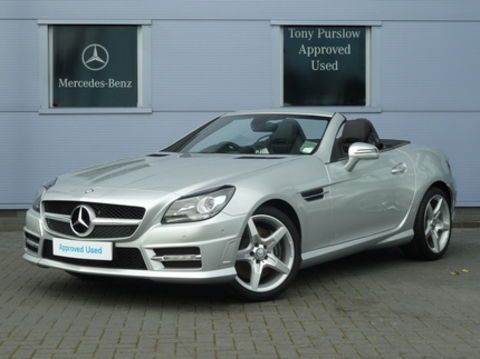 mercedes-benz slk 250 blueefficiency-pic. 1