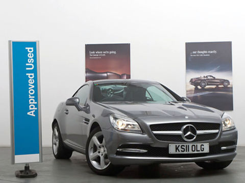 mercedes-benz slk 250 blueefficiency-pic. 2
