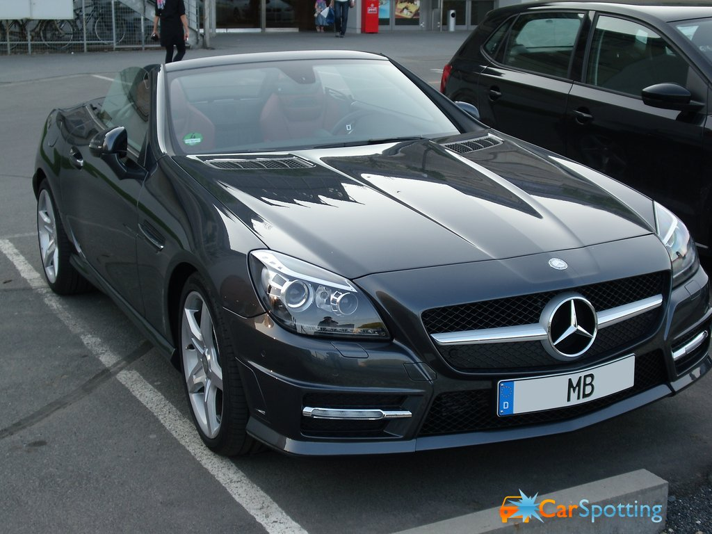 mercedes-benz slk 350 blueefficiency #7