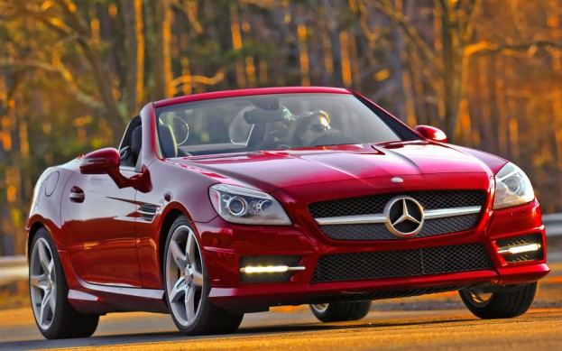 mercedes-benz slk 350 roadster-pic. 3