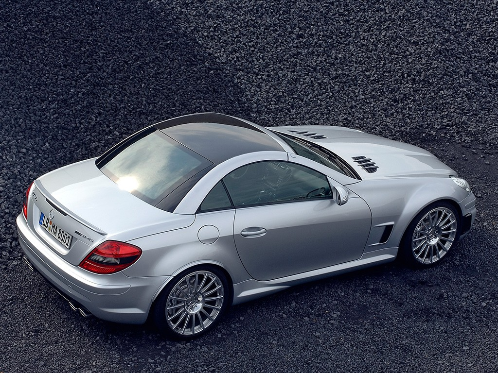 mercedes-benz slk 55 amg black series-pic. 3