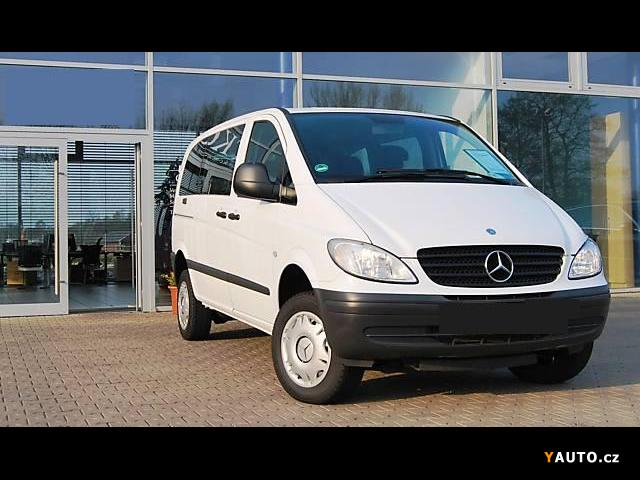 mercedes benz vito 115 cdi photos and comments. Black Bedroom Furniture Sets. Home Design Ideas