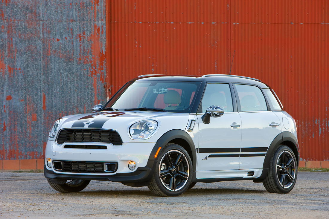 mini cooper s countryman all 4 photos and comments www. Black Bedroom Furniture Sets. Home Design Ideas