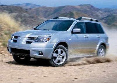 mitsubishi outlander 2.0 turbo-pic. 1