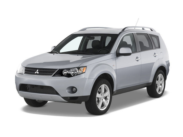 mitsubishi outlander 2.4 at-pic. 1