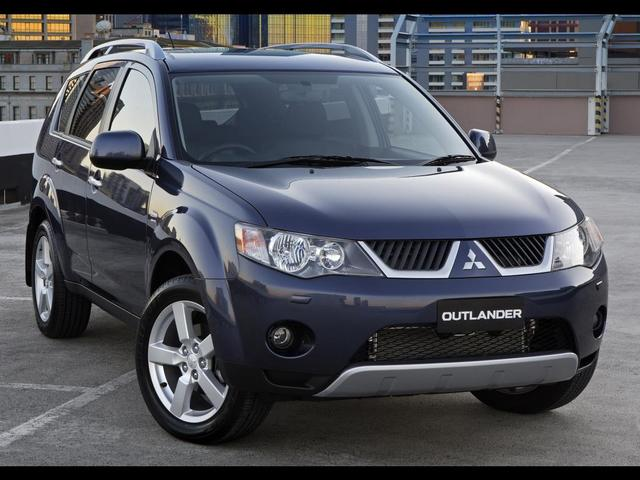mitsubishi outlander 2.4 at-pic. 2
