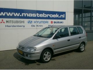 mitsubishi space star 1.3 gl #4