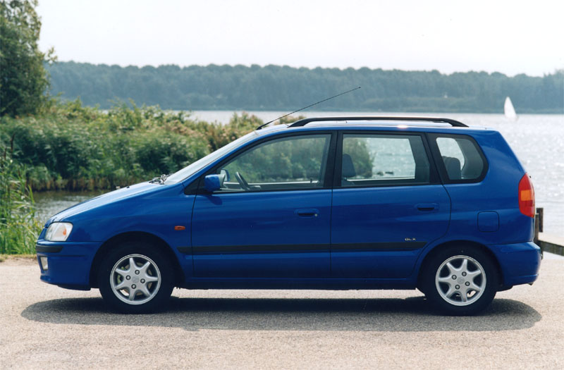 mitsubishi space star 1.3 gl #5