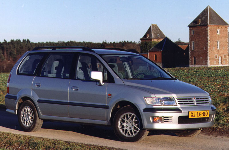 mitsubishi space wagon 2.0 #4