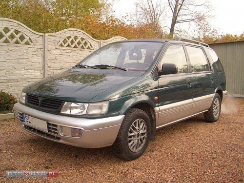 mitsubishi space wagon 2.0 #5
