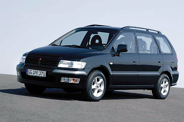 mitsubishi space wagon 2.0 #6